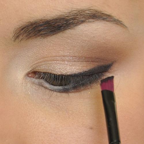 Makijaż Studniówkowy Makijaż Oczu Krok Po Kroku