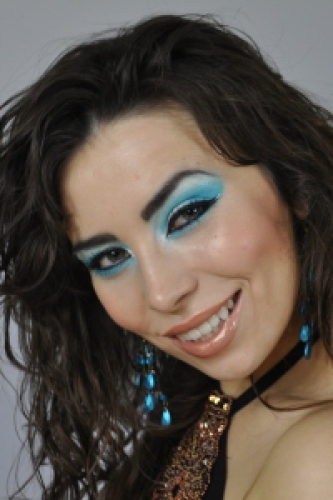 Makijaż W Stylu Bollywood Makijaż Oczu Krok Po Kroku