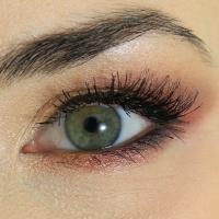 Makijaż ślubny Kolorowy Dla Zielonych Oczu Makijaż Oczu Krok Po