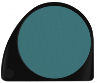 VIPERA - Matowy cień do powiek - MPZ HAMSTER - CM40 - TURQUISE - CM40 - TURQUISE