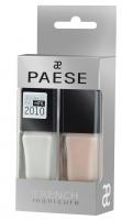 PAESE - FRENCH manicure - Profesjonalny zestaw do francuskiego manicure i pedicure