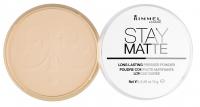RIMMEL - Stay Matte - Puder matujący