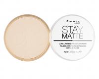 RIMMEL - Stay Matte - Puder matujący - 003 - PEACH GLOW - 003 - PEACH GLOW