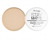 RIMMEL - Stay Matte - Puder matujący - 004 - SANDSTORM - 004 - SANDSTORM