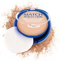 RIMMEL - Match Perfection Ultra Creme Compact Powder - Puder prasowany