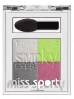 Miss Sporty - Quattro Eyeshadow - Zestaw 4 cieni do powiek