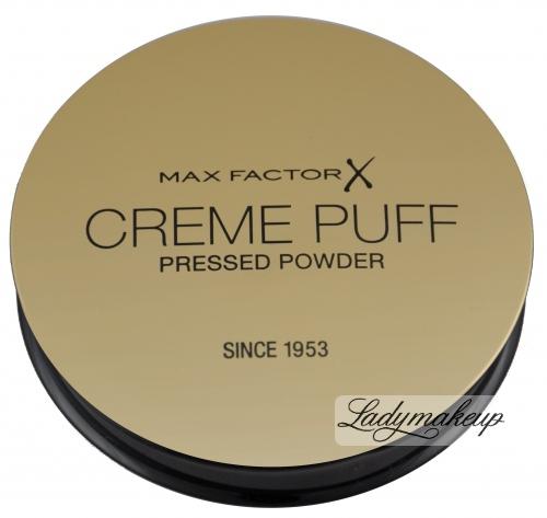 Max Factor - Puder Creme Puff - Puder prasowany