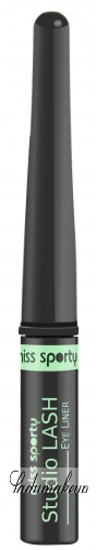 Miss Sporty - Studio LASH Eye Liner - Tusz do kresek