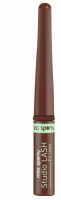 Miss Sporty - Studio LASH Eye Liner - Tusz do kresek - 002 - DARK CHOCOLATE - 002 - DARK CHOCOLATE