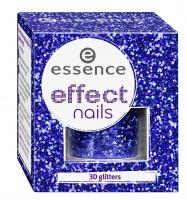 Essence - Effect nails - Elementy 3D na paznokcie
