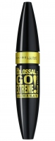MAYBELLINE - The COLOSSAL GO EXTREME! Volum' Express - Pogrubiający tusz do rzęs - LEATHER BLACK