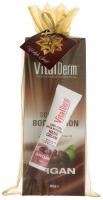 VitalDerm - Arganowy balsam do ciała + krem do rąk - ZESTAW ŚWIĄTECZNY