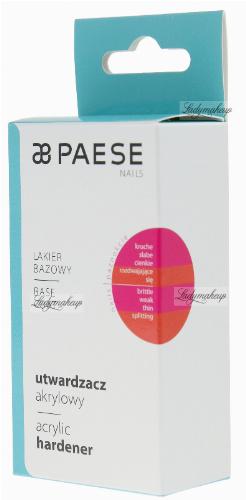 PAESE - Acrylic HARDENER - Akrylowy utwardzacz