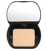 Bourjois - Silk Edition - Compact Powder  - 52 - VANILLA - 52 - VANILLA