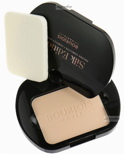 Bourjois - Silk Edition - Compact Powder