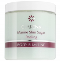 Clarena - Marine Slim Sugar Peeling - Morski peeling solny - REF: 4406