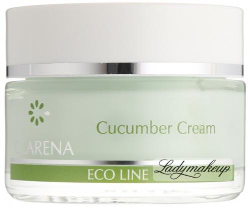Clarena - Cucumber Cream - Krem oczyszczający z ogórkiem - REF: 2201