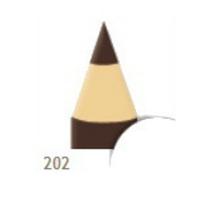 Classics - Waterproof Eyeliner - Wodoodporna kredka do oczu - 202 - 202