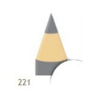 Classics - Waterproof Eyeliner - Wodoodporna kredka do oczu - 221 - 221