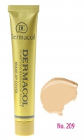 Dermacol - Podkład Make Up Cover - 209 - 209