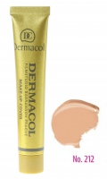 Dermacol - Podkład Make Up Cover - 212 - 212