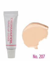 Dermacol - Podkład Make Up Cover - 207 - 4 g - TESTER - 207 - 4 g - TESTER