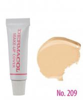 Dermacol - Podkład Make Up Cover - 209 - 4 g - TESTER - 209 - 4 g - TESTER