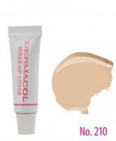 Dermacol - Podkład Make Up Cover - 210 - 4 g - TESTER - 210 - 4 g - TESTER