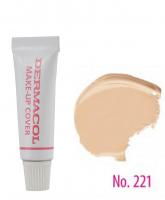 Dermacol - Podkład Make Up Cover - 221 - 4 g - TESTER - 221 - 4 g - TESTER