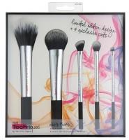 Real Techniques - Nic's Picks - Zestaw 5 pędzli do makijażu - 01459