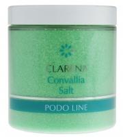 Clarena - Convallia Salt - Konwaliowa sól do kąpieli stóp - REF: PO3032