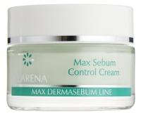 Clarena - Max Sebum Control Cream - Krem normalizujący - REF: 1225