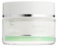 Clarena - Redless U Cream - Krem na trądzik różowaty z amborą i witaminą U - REF: 1397