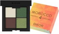 Bikor - MOROCCO - 4 PRECIOUS SHADOWS