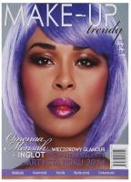 Magazyn Make-Up Trendy - WIECZOROWY GLAMOUR - No4/2014