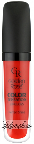 Golden Rose - COLOR SENSATION LIPGLOSS - R-GCS-101