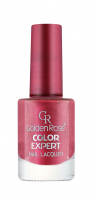 Golden Rose - COLOR EXPERT NAIL LACQUER - Trwały lakier do paznokci - O-GCX - 81 - 81