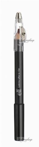 ELF - Studio - Eyebrow Lifter & Filler - Podwójna kredka do brwi z temperówką
