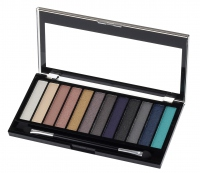 MAKEUP REVOLUTION - Redemption Palette ESSENTIAL DAY TO NIGHT - Paleta 12 cieni do powiek