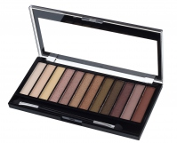 MAKEUP REVOLUTION - Redemption Palette ICONIC DREAMS - Paleta 12 cieni do powiek