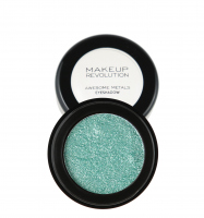 MAKEUP REVOLUTION - Awesome Metals Foil Finish - Metaliczny cień do powiek - EMERALD GODDESS - EMERALD GODDESS