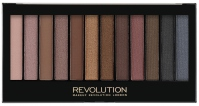 MAKEUP REVOLUTION - Redemption Palette ICONIC 1 - 12 eyeshadows