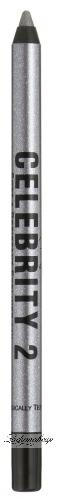 Karaja - CELEBRITY Soft & Resistant Eyeliner - Wodoodporna kredka do oczy - REF: 376