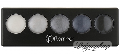 Flormar - Paleta cieni