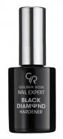 Golden Rose - Nail Expert - BLACK DIAMOND HARDENER - Odżywka wzmacniająca paznokcie