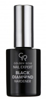 Golden Rose - Nail Expert - BLACK DIAMOND HARDENER - Nail Strengthening Conditioner