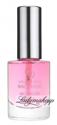 Golden Rose - Nail Expert - NO MORE BITE NAIL & CUTICLE - Preparat zapobiegający obgryzaniu paznokci