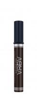 KRYOLAN - AQUA COLOR HAIR MASCARA - Wodna maskara do włosów - ART. 2296 - BLACK BROWN - BLACK BROWN