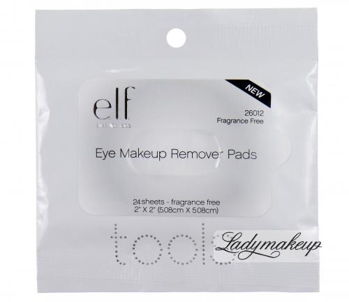 ELF - Eye Makeup Remover Pads