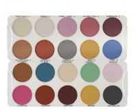 Kryolan - Palette of 20 eyeshadows - CG
